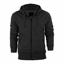 Mens Hoodie Smith & Jones Plazzio Zip Up Hooded Sweater