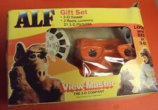 Vintage ALF 3-D View Master Gift Set New