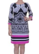 Inc International Concepts Women's Printed Shift Dress Size XL