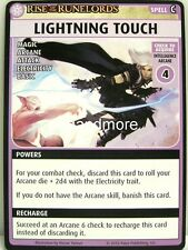Pathfinder Adventure Card Game - 1x Lightning Touch - Character Add-On