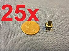 You get 25 pieces of  6x6x8mm   Tactile Push Button Switch 25pcs 25x c1