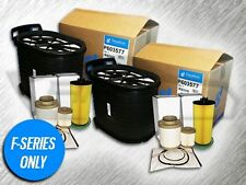 6.0L TURBO DIESEL 2 AIR FILTERS 2 OIL FILTERS & 2 FUEL FILTER KITS - GREAT VALUE