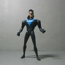 DC Universe JUSTICE LEAGUE UNLIMITED JLU NIGHTWING Fan Collection FIGURE