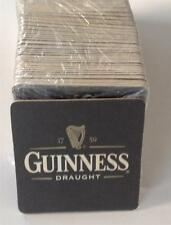 250 New GUINNESS Beer Coasters Double Thick Double Side Printed Free Shipping
