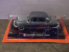 1/43ème - PANHARD DYNA Z 1958 - Les classiques de l'automobile Auto Plus
