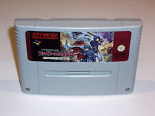FIRE EMBLEM 3 MYSTERY OF THE EMBLEM - PAL IN ENGLISH - SUPER NINTENDO SNES - III
