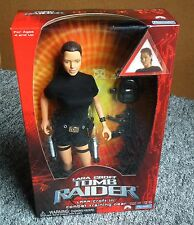 "Lara Croft :: Tomb Raider 12"" Action Figure Doll (Combat Training Gear) 2001 MIB"