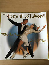 Torvill & Dean Ice Show Programme: Face the Music