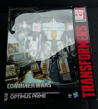 Transformers Generations Combiner Wars Battle Core Optimus Prime Maximus