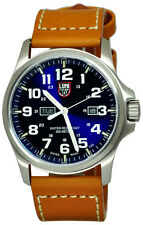 Luminox A.1924 Atacama Field Day Date 1920 Series Men's Leather Watch -Authentic