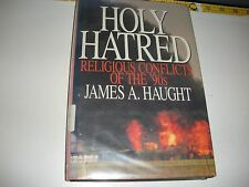 """""""HOLY HATRED"""" Religious violence terrorism Watchtower research"""