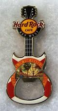 HARD ROCK CAFE KEY WEST FLORIDA FLAG BOTTLE OPENER GUITAR MAGNET
