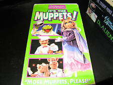 It's The Muppets!-More Muppets, Please!-Jim Henson