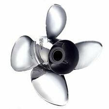 "Michigan Wheel 14-3/8""X18P Apollo 4 Blade Stainless Propeller 993204"