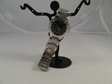 Authentic COACH Swiss Quartz Ladies Stainless Steel Watch( new battery)
