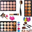 15 Farben Pro Partei Beauty Contour Face Cream Make-up Concealer Palette Set