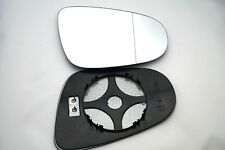 VW GOLF MK6  2008-2014   WING MIRROR GLASS ASPHERIC HEATED RIGHT