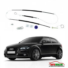 AUDI A3 ELECTRIC WINDOW REGULATOR REPAIR KIT FRONT RIGHT 3 DOOR COUPE NEW