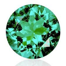 Echter Klarer Grüner Runder Smaragd 3.5mm - Top Qualität