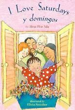 I Love Saturdays y Domingos (Americas Award for Children's and Young Adult Liter