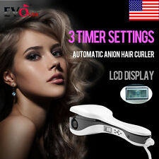 Automatic Professional Hair Curling Curler Roller Iron Curl Wave Machine Ceramic