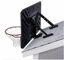 Lifetime Basketball Hoop Backboard Mounting Kit For Pole Wall Garage Roof