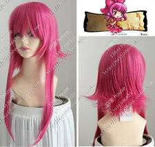League of Legends Annie COS wig New Long Pieces of red Cosplay Anti- Alice wigs