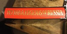 Myths and Legends Of Russia~Folio Society~SEALED!! W/slipcover