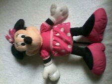 fisher price minnie mouse 18 inches tall talks and sings VGC