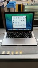 "2013 MACBOOK PRO 13"" RETINA A1502 2.4Ghz/4GB/128GB -tested and working"