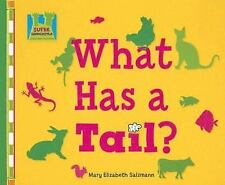 What Has a Tail? (Creature Features)-ExLibrary