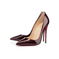 Christian louboutin | so kate 120 | rouge noir | uk 3.5 | ue 36.5 | rrp £ 425 |