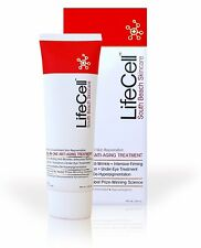 2 x LIFECELL All In One Anti-Aging Cream, Anti-Wrinkle, MADE IN USA - GENUINE