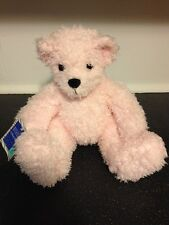 """My storytime friends Powder Pink Teddy Bear 10"""" Rare With Tags 10"""""""