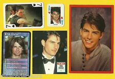 Tom Cruise CARDS! Unique Card Collection E Top Gun Movie Film Actor Star