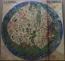AKTUALA - La terra - LP BLUE VINYL ITALY REISSUE PROG NUOVO NON SIGILLATO