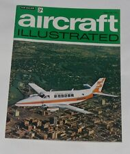 AIRCRAFT ILLUSTRATED FEBRUARY 1970 - NO.1426 (ENEMY AIRCRAFT) FLIGHT/BEECH 99