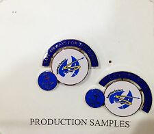 RARE SAMPLES - SET 2 AIRSERVICES AUSTRALIA SYDNEY 2000 OLYMPIC GAMES PINS (#28)