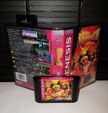 Bare Knuckle III  - Video Game for Sega Genesis! Cart & Box!