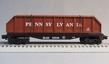 LIONEL BETHLEHEM STEEL FLATCAR/PRR GIRDER BRIDGE o gauge train car 6-81270 F NEW