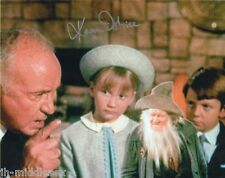 Karen Dotrice Autograph-Disney- Signed 10x8 Photo- Hand Signed and Genuine-AFTAL