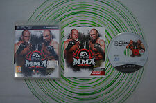 Ea sports MMA ps3 pal