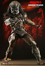 2010 TOY FAIRS HOT TOYS 1/6 PREDATOR 2 MMS126 GUARDIAN PREDATOR ACTION FIGURE