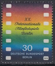 Germany Berlin 1970 ** Mi.358 Filmfestspiele | Film Festival Filmstreifen Strip