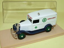 FORD V8 AMBULANCE  ELIGOR