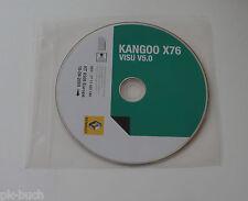 Schaltpläne auf CD Renault Kangoo - Stand 09/2009!