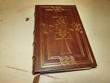 Easton Press The Canterbury Tales Chaucer 1978 100 Greatest Books