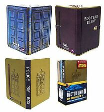 Doctor Who Mini Journal Set of 3- Convention Exclusive -50th Year-River Song-500