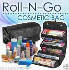 Roll N Go Cosmetic Bag For MakeUp Toiletry Travel Buddy Bag