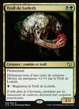 MTG Magic C15 - Lotleth Troll/Troll de Lotleth, French/VF